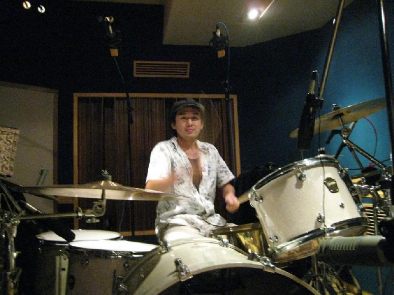 日本鼓手阿泰-錄高瑞欣專輯-1280