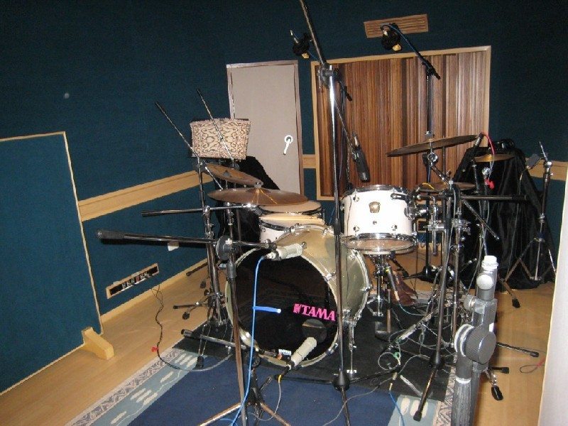 鼓的收音 -1