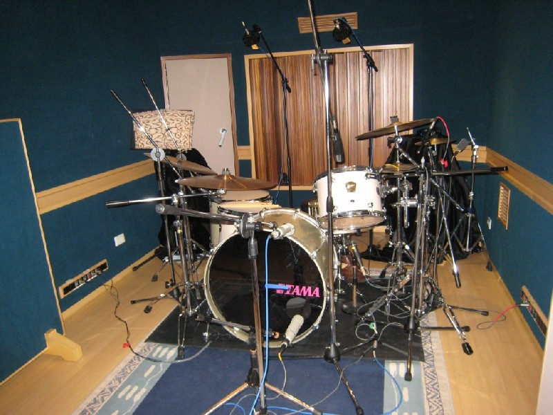 鼓的收音 -2
