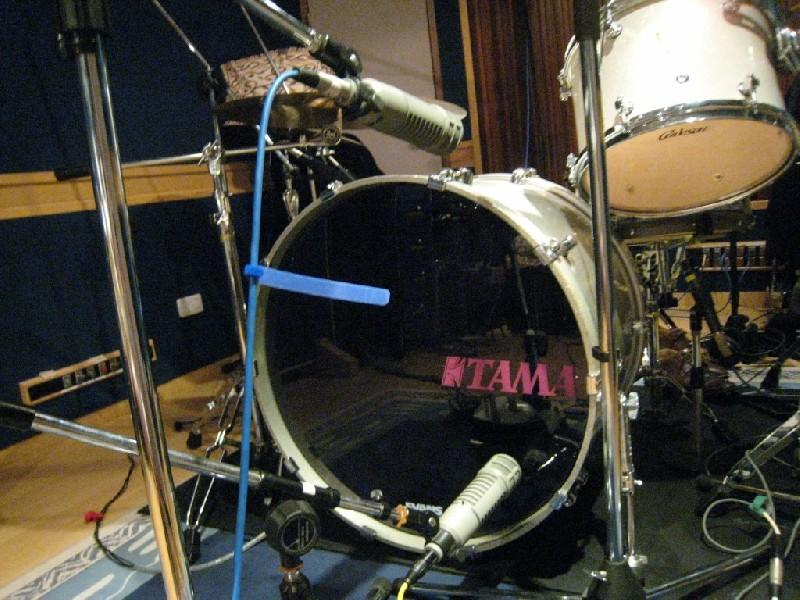 鼓的收音 -3