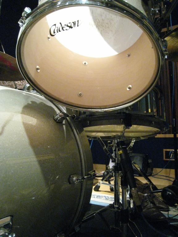 鼓的收音 -4