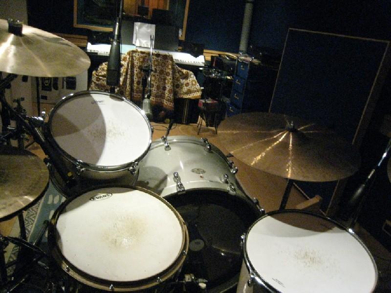 鼓的收音 -5