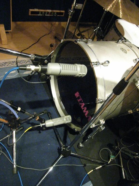 鼓的收音 -6
