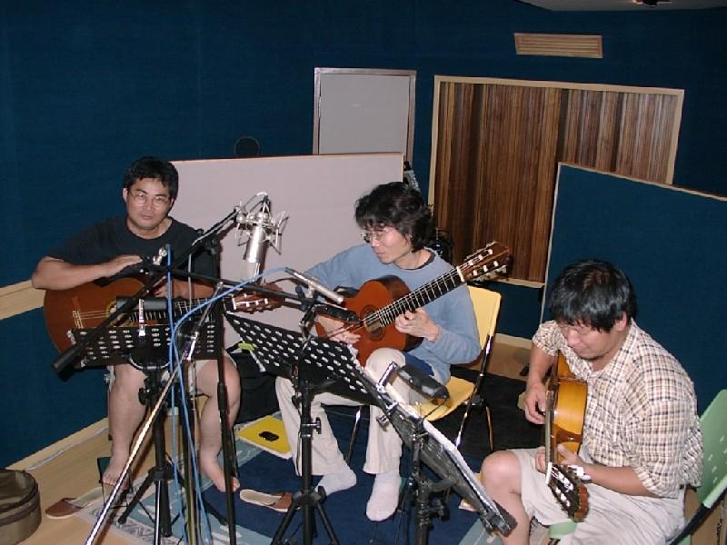 2002年蔡世鴻古典吉他合奏錄音